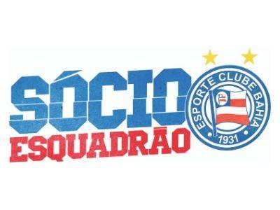 Sócio Esquadrão - Esporte Clube Bahia